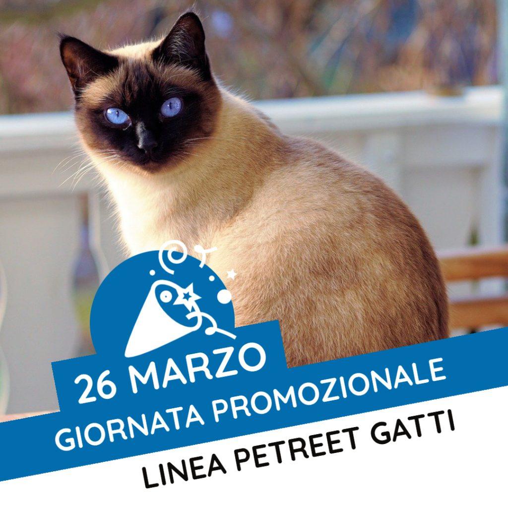 Giornata promozionale Petreet Gatti