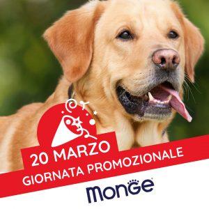 Giornata promozionale Monge